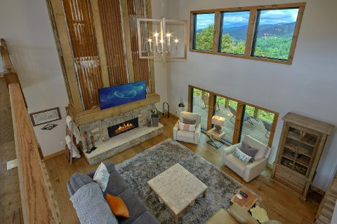 4 Bedroom Gatlinburg Sleeps 10 - Smokey Mountain High
