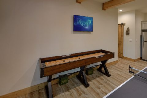 Gatlinburg 4 Bedroom Sleeps 10 Game Room - Smokey Mountain High