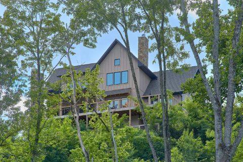 Spectacular Views Gatlinburg Vacation Home - Smokey Mountain High