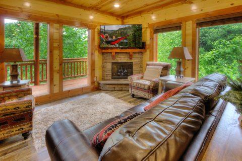 Smokey Ridge Resort 4 Bedroom 3.5 Bath Sleeps 12 - Smokey Ridge
