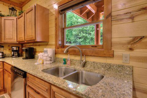 Premium 4 Bedroom Cabin In Smokey Ridge Resort - Smokey Ridge