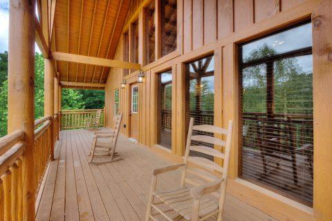 Covered Decks Smokey Ridge 4 Bedroom - Smokey Ridge