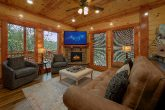 4 Bedroom Cabin with Indoor Pool