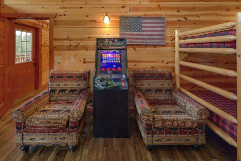 4 Bedroom With Extra Sleeping - Smokey Ridge