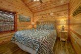 Luxury 4 Bedroom Cabin with Indoor Pool