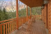 Covered Porch woth Rocking Chairs