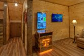 3 bedroom cabin with multi game arcade games