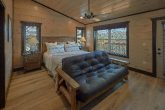 Premium 15 bedroom cabin with King Bedrooms
