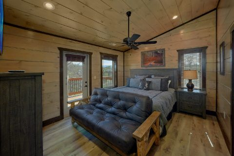 15 bedroom cabin with 12 King Master Bedrooms - Smoky Mountain Masterpiece
