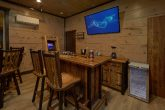 15 bedroom cabin with bar, TV and Arcade Game