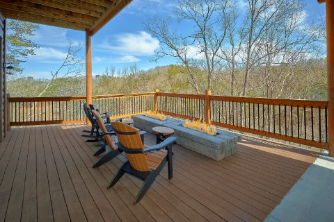15 bedroom cabin with fire pits and indoor pool - Smoky Mountain Masterpiece