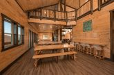 12 Bedroom cabin with Spacious Dining Hall