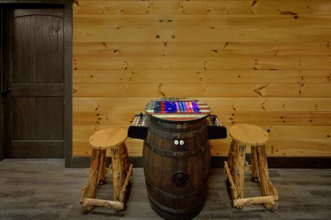 12 Bedroom Cabin with Arcade Games - Smoky Mountain Memories