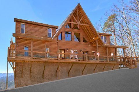 12 bedroom cabin in Sherwood Forest Resort - Smoky Mountain Memories