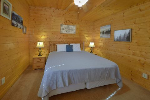 5 Bedroom 5 Bath 3 Story Cabin Sleeps 16 - Smoky Mountain Retreat