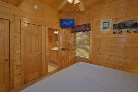 5 Bedroom with TV's in all Rooms - Smoky Mountain Retreat