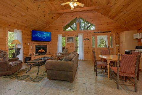 1 Bedroom Sleeps 4 Gatlinburg - Smoky Mountain Time