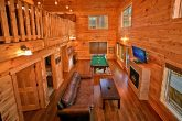 Cabin with Family Game room