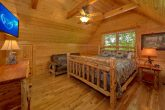 Spacious Cabin with 4 King Bedrooms