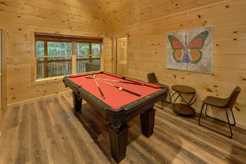 4 Bedroom Cabin with Pool Table and Game Room - Song of the South