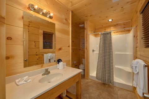 Premium cabin with 4 Master Bedrooms and baths - Song of the South