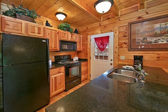 Rustic Cabin with a Fully Equipped Kitchen - Sparkling Dreams