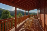 Smoky Mountain 6 Bedroom Cabin with a View