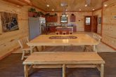 Smoky Mountain Cabin with Large Dining Area
