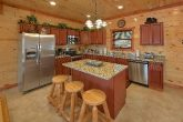 Spacious Bar and Fully Equipped Kitchen