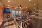 Luxury 6 Bedroom Cabin near Pigeon Forge