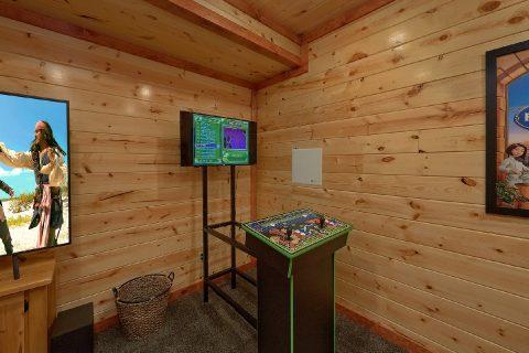 6 Bedroom Cabin with Arcade Game - Splashin On Smoky Ridge