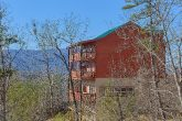 Pigeon Forge Cabin with Mountain View Sleeps 17