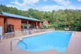 Smoky Mountain Ridge Community Pool Area