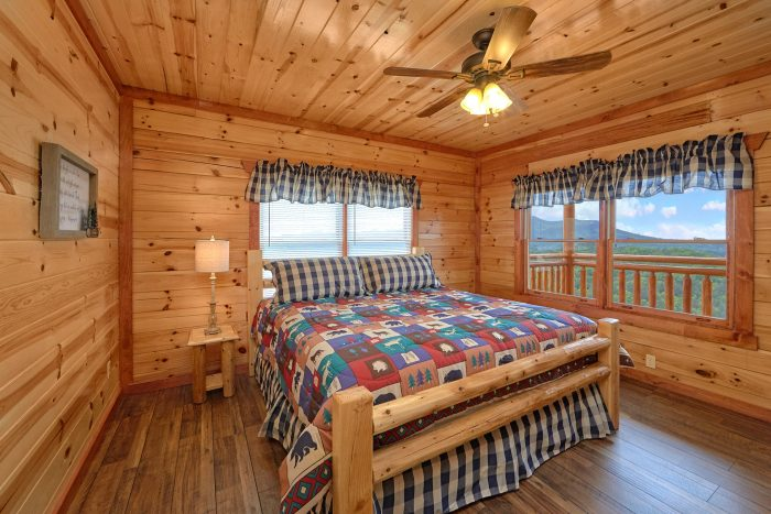 6 Bedroom Cabin with 5 King Beds - Splashin' With A View