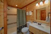6 Bedroom Cabin with 6 Showers