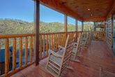 Luxury cabin with deck, hot tub and Private Pool
