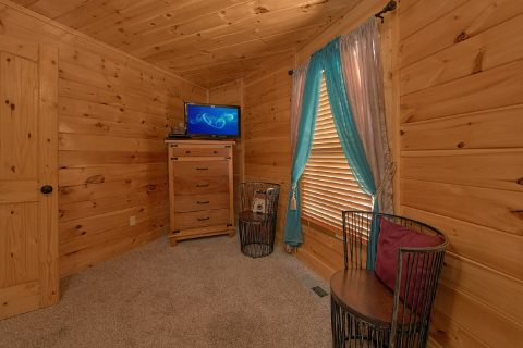 3 Bedroom cabin with 4 Private Bathrooms - Star Gazer