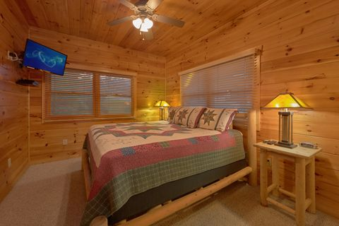 Luxury Cabin with Three King Bedrooms - Sugar and Spice