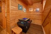 Arcade Game Table 3 Bedroom Cabin Sleeps 9