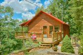 Honeymoon Cabin with Private Wooded Location