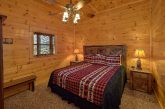 7 King bedrooms in Luxury rental cabin