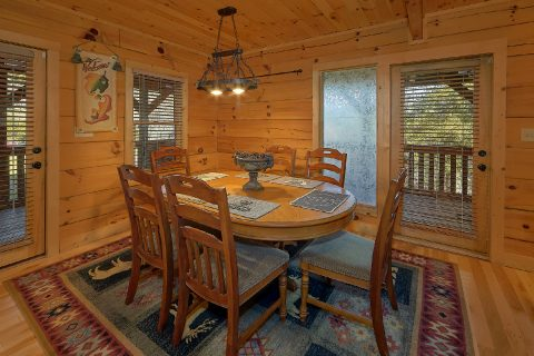 Wears Valley 3 Bedroom Cabin Sleeps 8 - Sweet Mountain Air