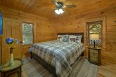 Main Floor Bedroom 3 Bedroom Cabin Sleeps 8