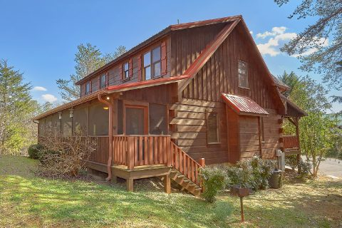 Beautiful 3 Bedroom Cabin Sweet Maountain Air - Sweet Mountain Air