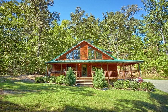 Sweet Seclusion Cabin Rental Photo