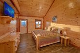 Cabin with 2 Main-Level Master Bedrooms