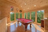 Large Loft with Game Room 2 Bedroom Cabin