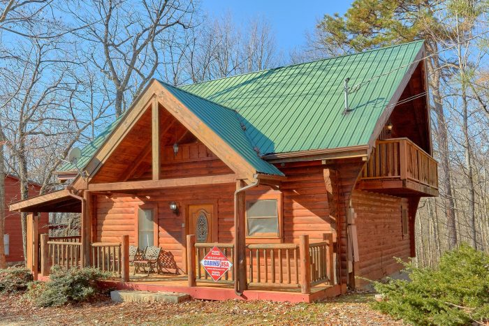 Tennessee Dreamin Cabin Rental Photo