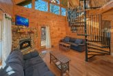 1 Bedroom Cabin with Loft and Gas Fireplace