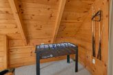 1 Bedroom Cabin with Foosball Table